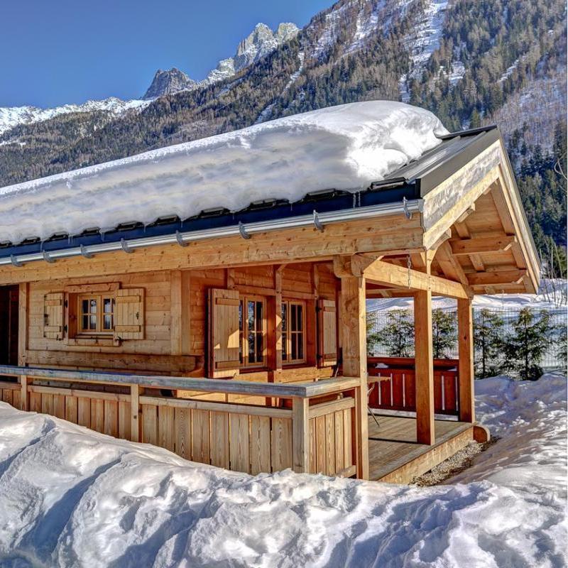 Chalet Barrats Chamonix Mont-Blanc
