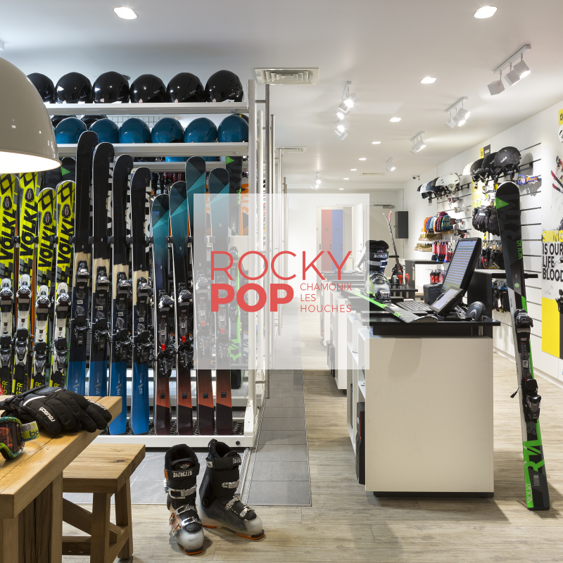 SkiRoom RockyPop Hotel - Hotel at the Portes de Chamonix
