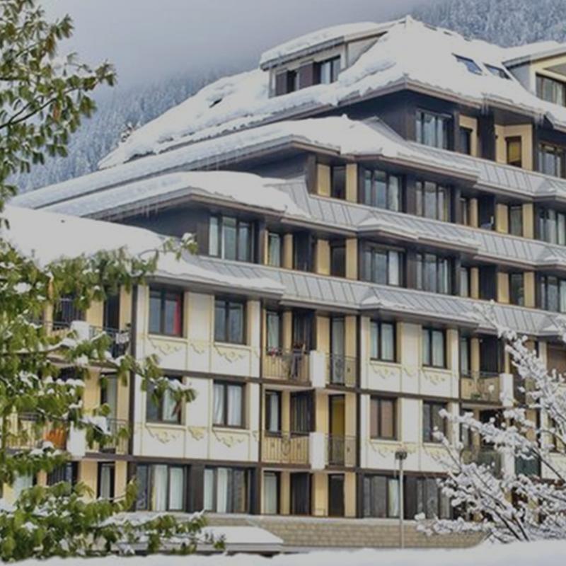 Résidence Le Chamois Blanc Chamonix Mont-Blanc