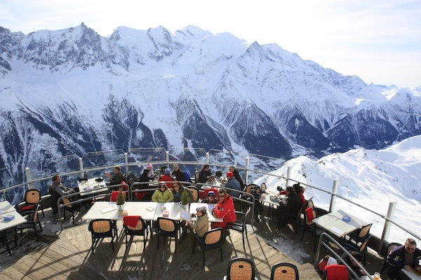 Restaurant à Chamonix - Le Panoramic